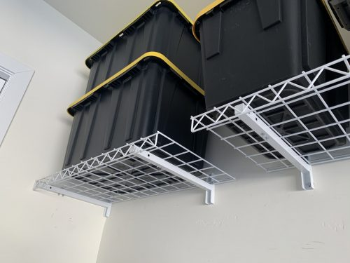 Wall Shelf Garage Storage